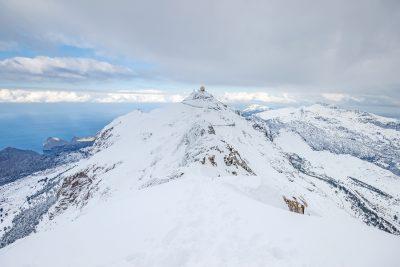 Der Puig Major ist der höchste Berg auf Mallorca