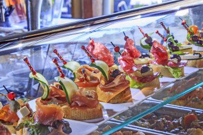 Vorwiegend werden lokale und saisonale Produkte aus Mallorca verwendet